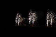 Barockfeuerwerk - das stille Feuerwerk mit fast lautlosen Effekten!