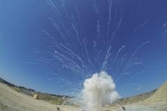 Hollywood hautnah - Spezialeffekte mit JK Pyrotechnik