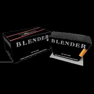 Blender 35 Schuss Profi Fächerbatterie