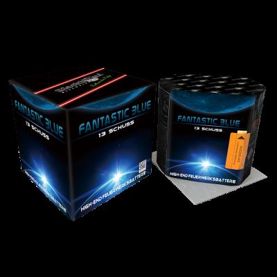 Fantastic Blue 13 Schuss Batterie