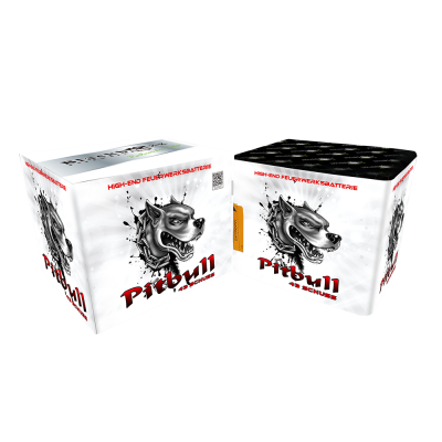 Pitbull 43 Schuss XXL Multieffekt-Batterie