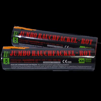 Jumbo Rauchfackel rot