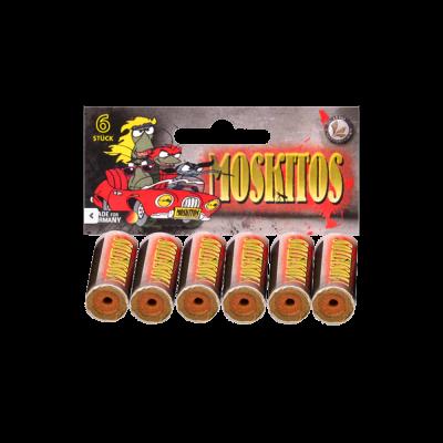 Lesli - Moskitos / 6 Stück - Packung