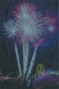 Zeitungsartikel Hohenloher Tagblatt  | Feuerwerk  Volksfest Crailsheim 2018