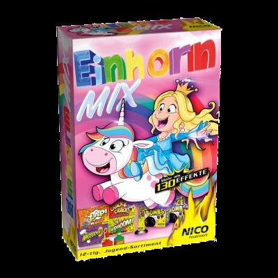 Einhorn-Mix