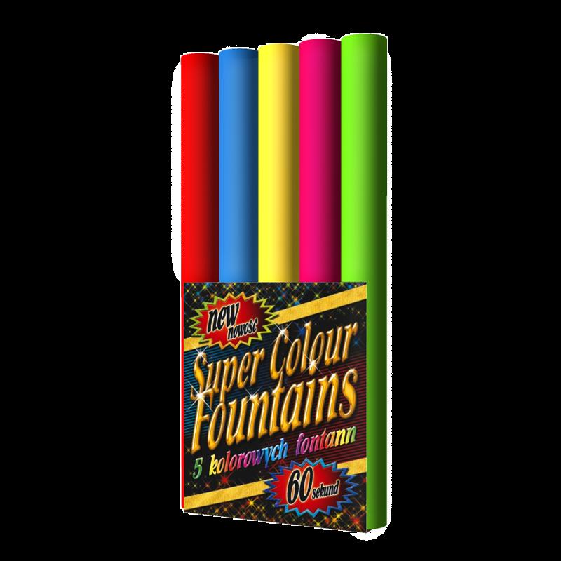 Jorge - Color Fontänen