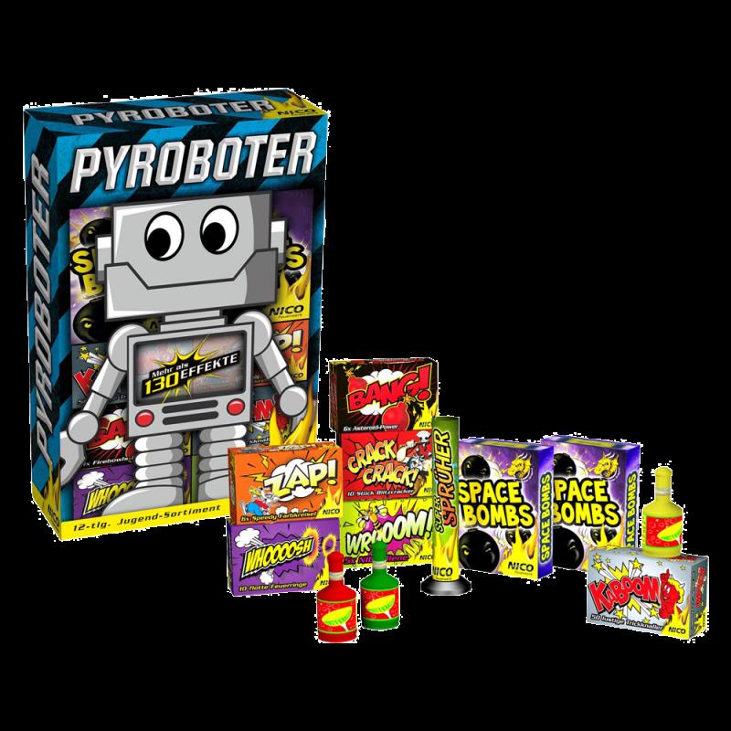 Pyroroboter