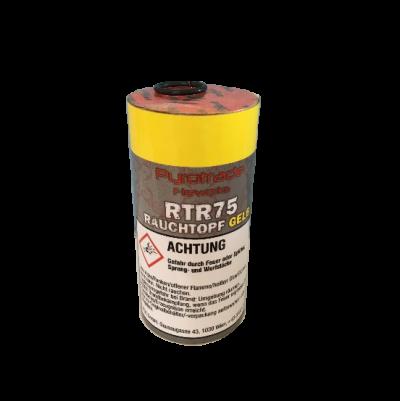RTR-Rauchtopf-Gelb