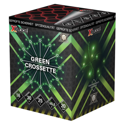Xplode - Green Crossette